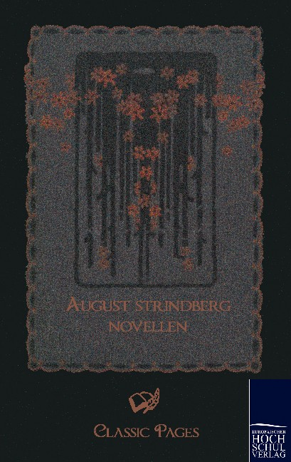 Cover des Titels Novellen von Strindberg August
