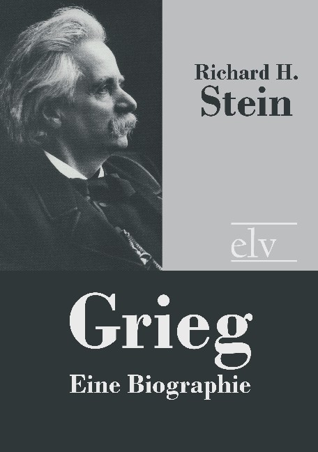 Cover des Titels Grieg von Stein Richard H.