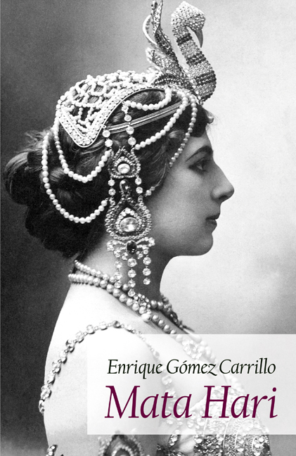 Cover des Titels Mata Hari von Gómez Carrillo Enrique