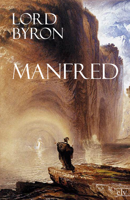 Cover des Titels Manfred von Byron George Gordon