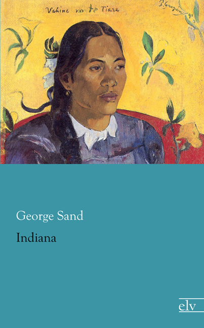 Cover des Titels Indiana von Sand George